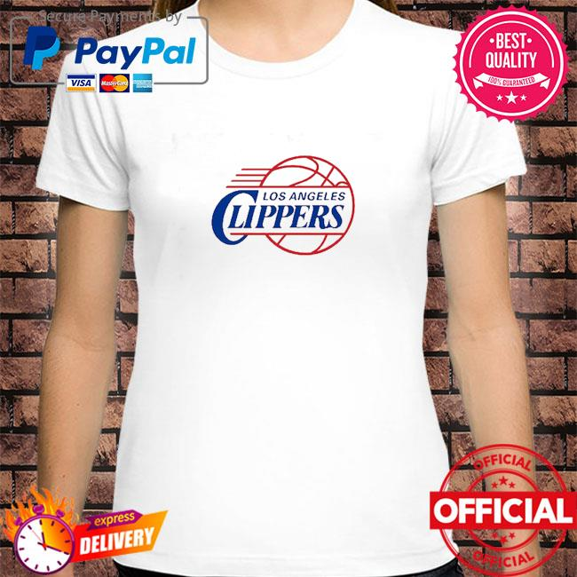 Los Angeles clippers basketball team shirt