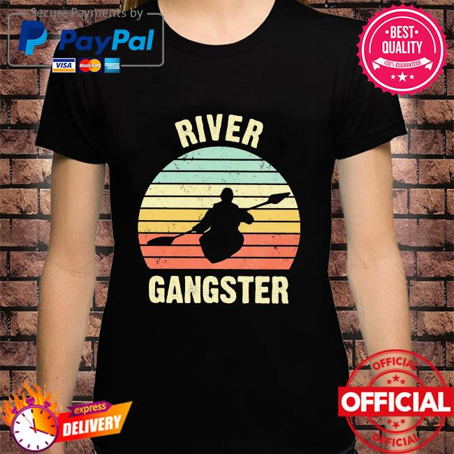 River gangster vintage shirt