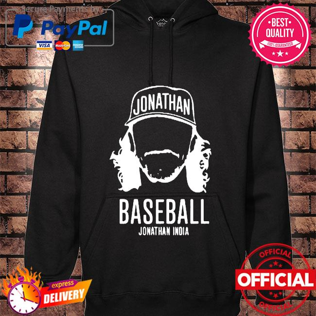 Jonathan baseball jonathan India hoodie black