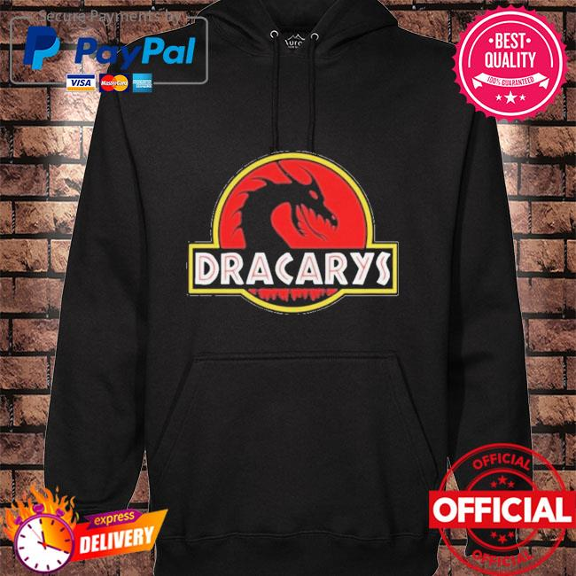 Naiads dracarys mother of dragons particular design hoodie black