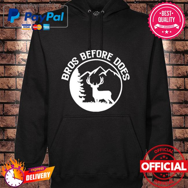Official Bros before does bachelor party hoodie black