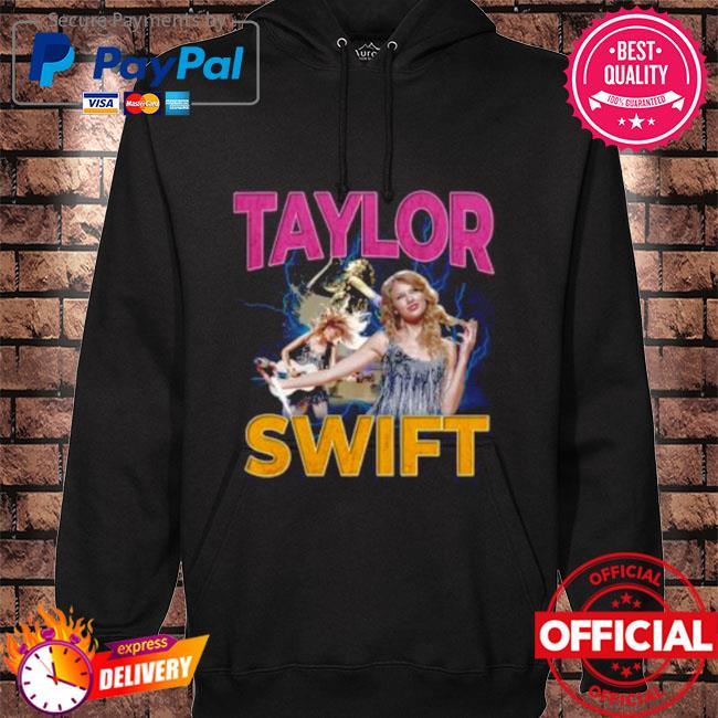 Official Taylor swift s hoodie black