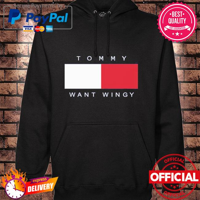 Tommy hilfiger tommy want wingy s hoodie black